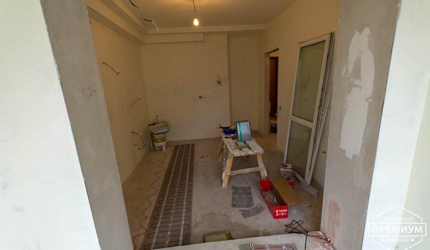 Ремонт и дизайн интерьера трехкомнатной квартиры по ул. Авиационная 16 39