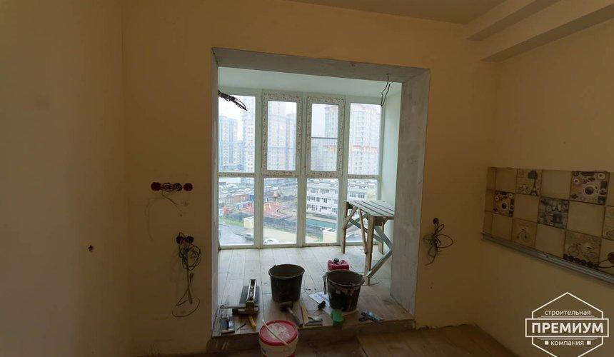 Ремонт и дизайн интерьера трехкомнатной квартиры по ул. Авиационная 16 50