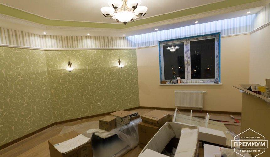 Ремонт и дизайн интерьера трехкомнатной квартиры по ул. Авиационная 16 53