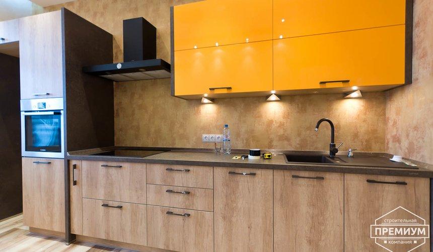 Ремонт и дизайн интерьера трехкомнатной квартиры по ул. Малогородская 4 1