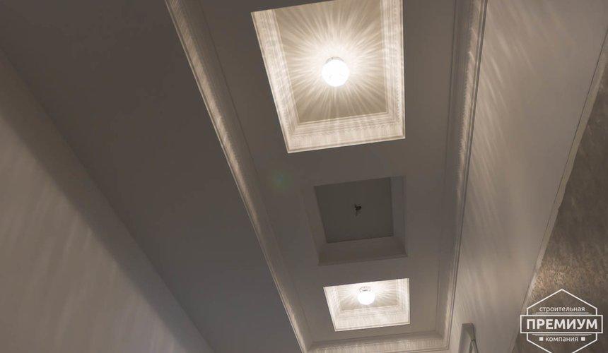 Ремонт и дизайн интерьера трехкомнатной квартиры по ул. Малогородская 4 16