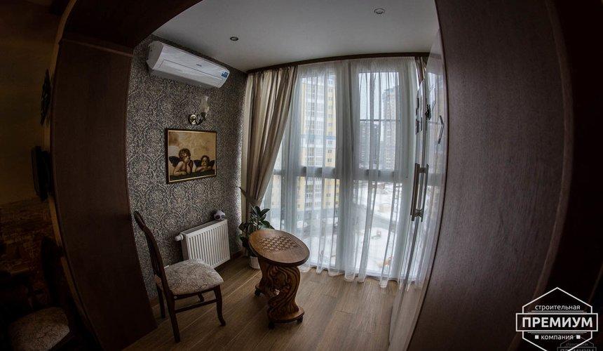 Ремонт и дизайн интерьера трехкомнатной квартиры по ул. Авиационная 16 8