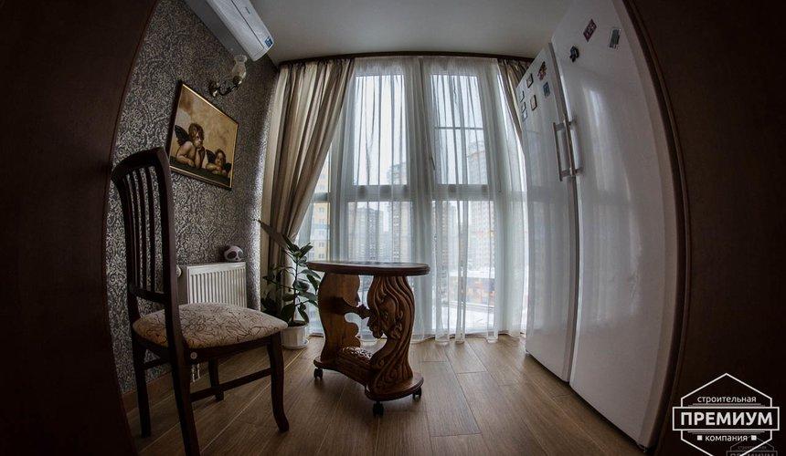 Ремонт и дизайн интерьера трехкомнатной квартиры по ул. Авиационная 16 9
