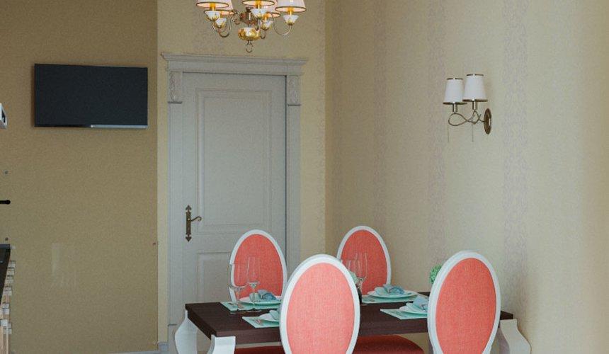 Ремонт и дизайн интерьера трехкомнатной квартиры по ул. Малогородская 4 49