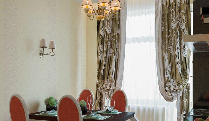 Ремонт и дизайн интерьера трехкомнатной квартиры по ул. Малогородская 4 50