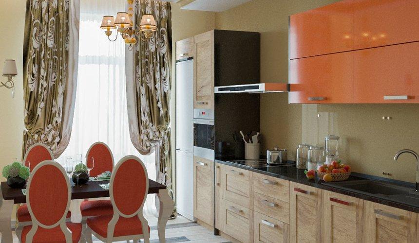 Ремонт и дизайн интерьера трехкомнатной квартиры по ул. Малогородская 4 51