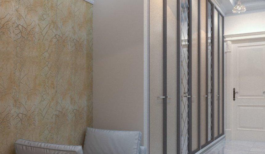 Ремонт и дизайн интерьера трехкомнатной квартиры по ул. Малогородская 4 54