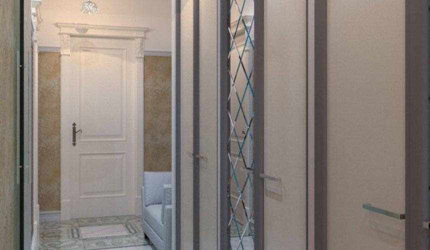 Ремонт и дизайн интерьера трехкомнатной квартиры по ул. Малогородская 4 56