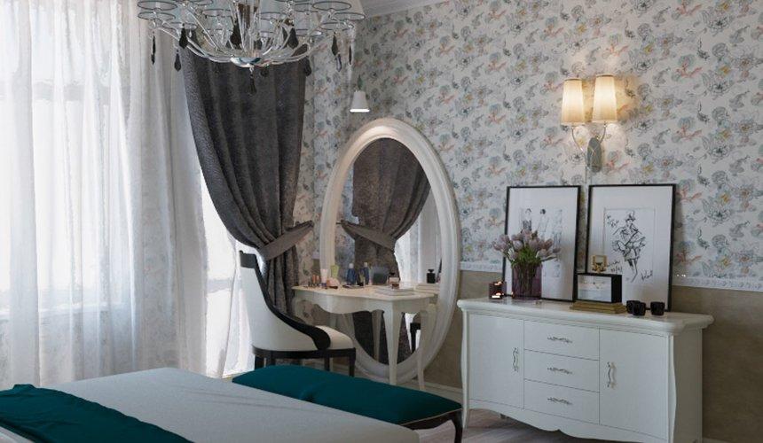 Ремонт и дизайн интерьера трехкомнатной квартиры по ул. Малогородская 4 58