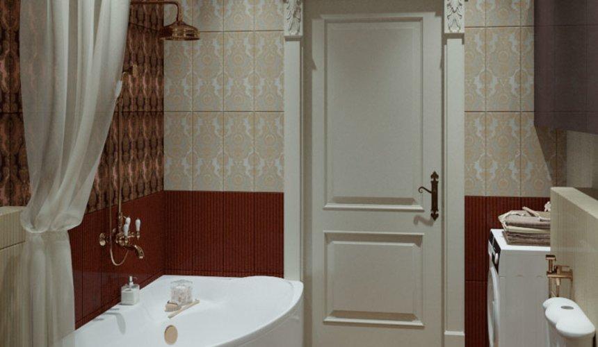Ремонт и дизайн интерьера трехкомнатной квартиры по ул. Малогородская 4 44