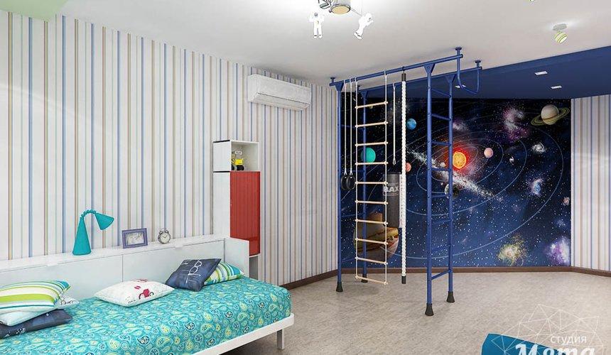 Ремонт и дизайн интерьера трехкомнатной квартиры по ул. Авиационная 16 92