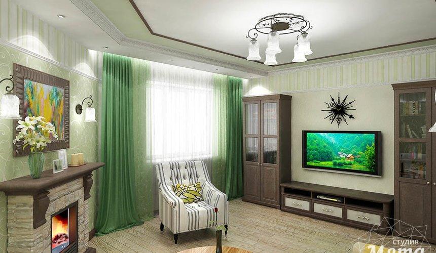 Ремонт и дизайн интерьера трехкомнатной квартиры по ул. Авиационная 16 67