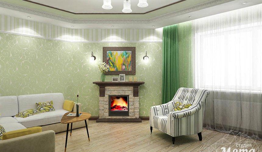 Ремонт и дизайн интерьера трехкомнатной квартиры по ул. Авиационная 16 68