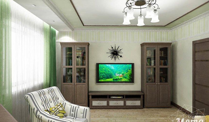 Ремонт и дизайн интерьера трехкомнатной квартиры по ул. Авиационная 16 70
