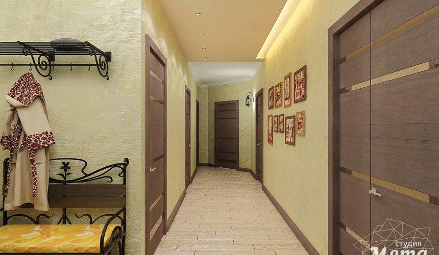 Ремонт и дизайн интерьера трехкомнатной квартиры по ул. Авиационная 16 78