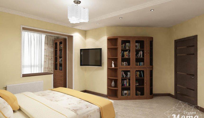 Ремонт и дизайн интерьера трехкомнатной квартиры по ул. Авиационная 16 84