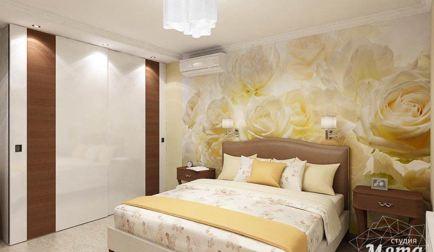 Ремонт и дизайн интерьера трехкомнатной квартиры по ул. Авиационная 16 85