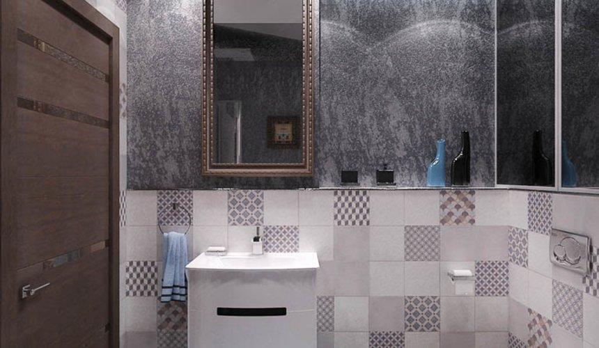 Ремонт и дизайн интерьера трехкомнатной квартиры по ул. Авиационная 16 94