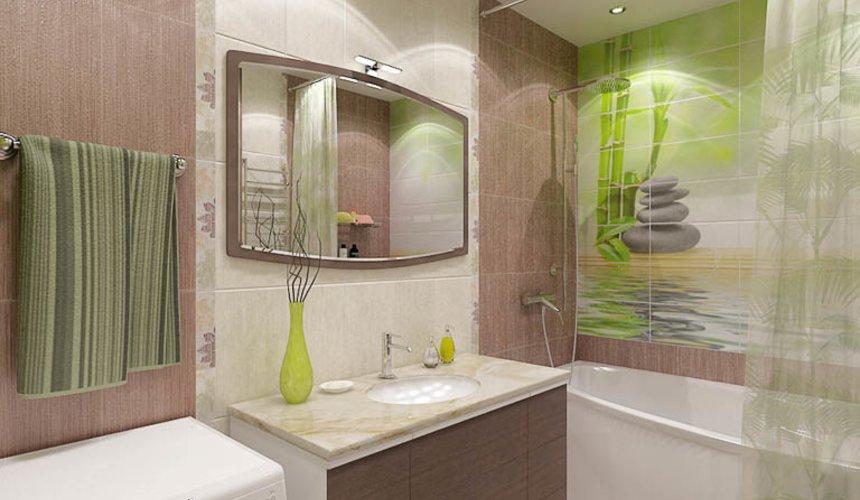 Ремонт и дизайн интерьера трехкомнатной квартиры по ул. Авиационная 16 71