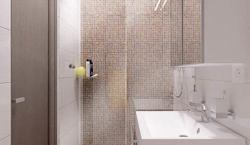 Ремонт и дизайн интерьера ванной по ул. Крауля 68 10