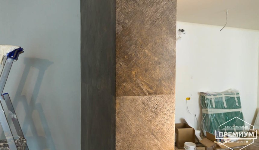 Ремонт и дизайн интерьера четырехкомнатной квартиры по ул. Союзная 2 23
