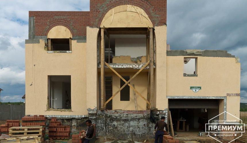 Реконструкция коттеджа в п. Николин Ключ 48