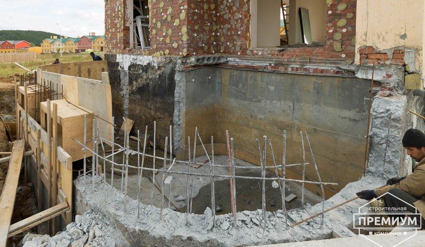 Реконструкция коттеджа в п. Николин Ключ 56