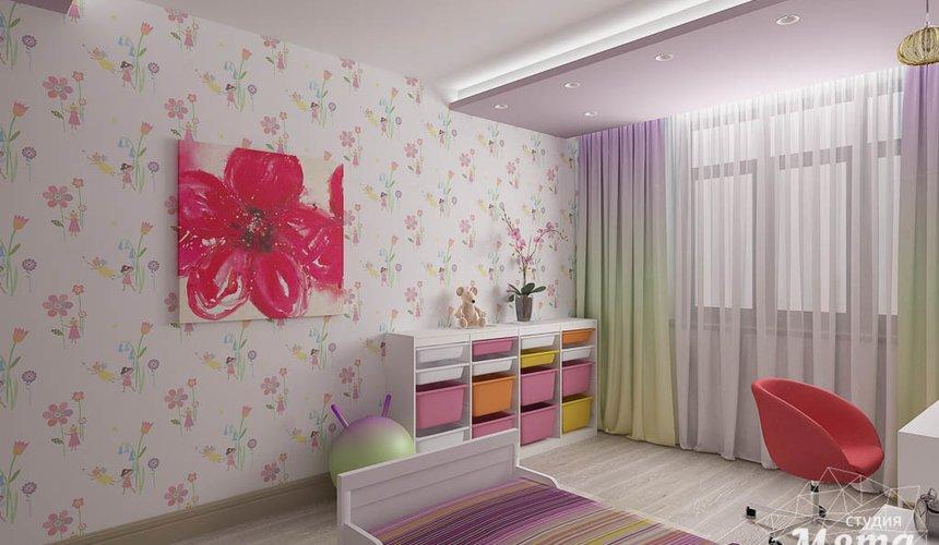 Ремонт и дизайн интерьера четырехкомнатной квартиры по ул. Союзная 2 50