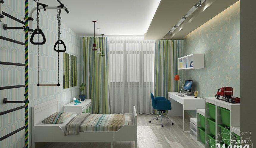 Ремонт и дизайн интерьера четырехкомнатной квартиры по ул. Союзная 2 57