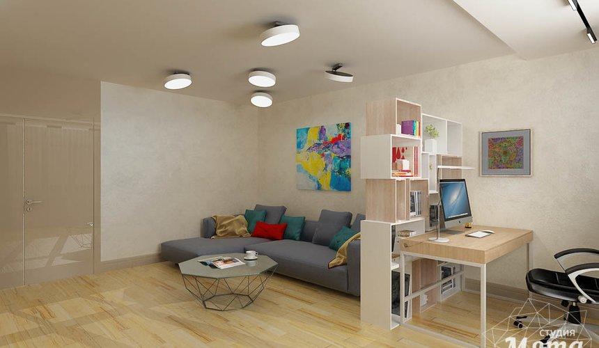 Ремонт и дизайн интерьера четырехкомнатной квартиры по ул. Союзная 2 29