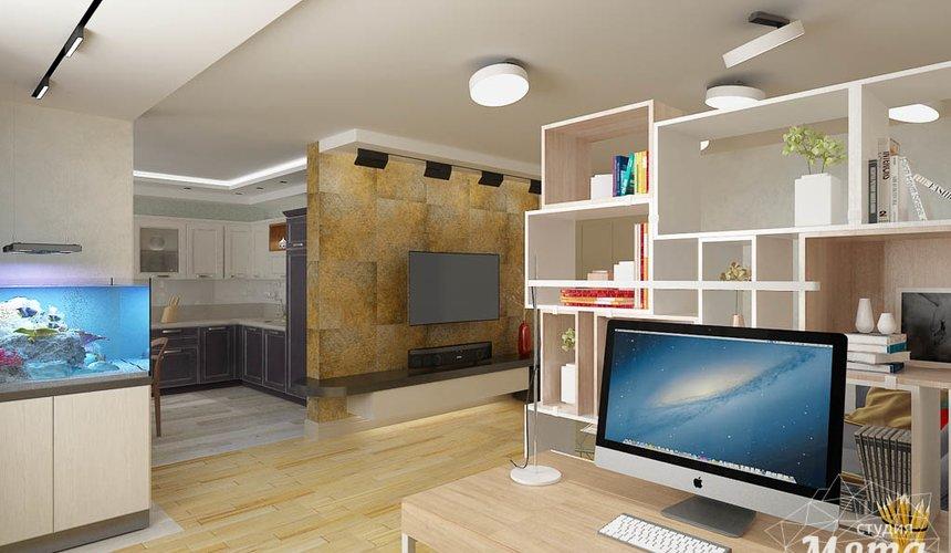 Ремонт и дизайн интерьера четырехкомнатной квартиры по ул. Союзная 2 31