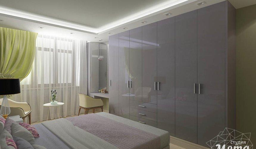 Ремонт и дизайн интерьера четырехкомнатной квартиры по ул. Союзная 2 60