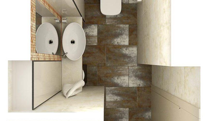 Ремонт и дизайн интерьера четырехкомнатной квартиры по ул. Союзная 2 70