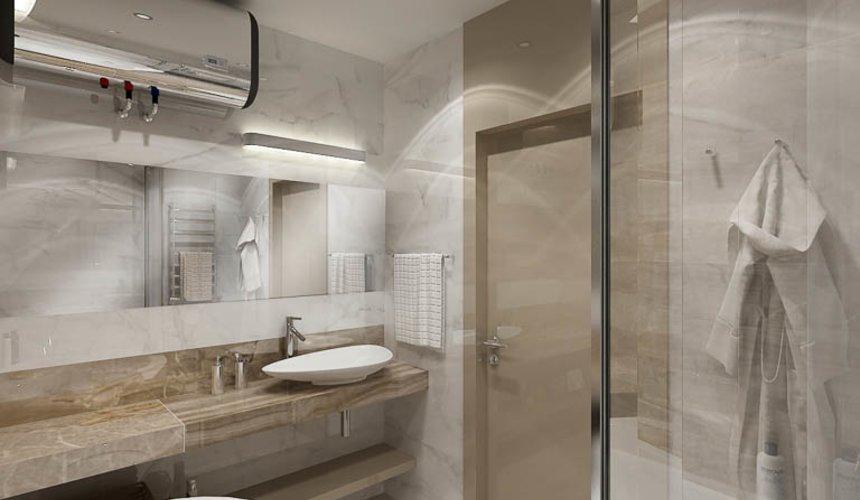 Ремонт и дизайн интерьера четырехкомнатной квартиры по ул. Союзная 2 40