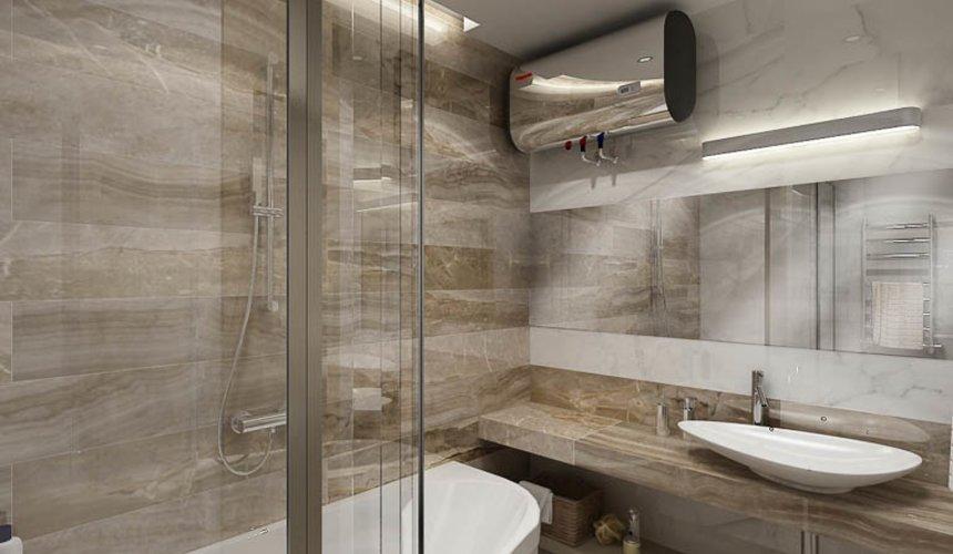 Ремонт и дизайн интерьера четырехкомнатной квартиры по ул. Союзная 2 41