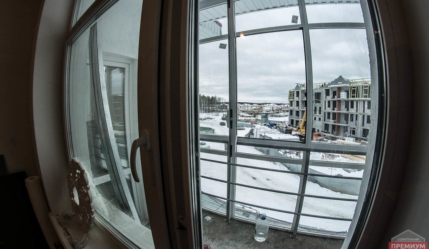 Ремонт и дизайн интерьера трехкомнатной квартиры по ул. Малогородская 4 23