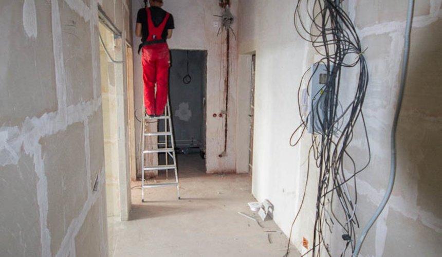 Ремонт и дизайн интерьера трехкомнатной квартиры по ул. Малогородская 4 40