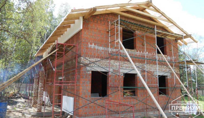 Строительство дома из кирпича в п.Сысерть 104