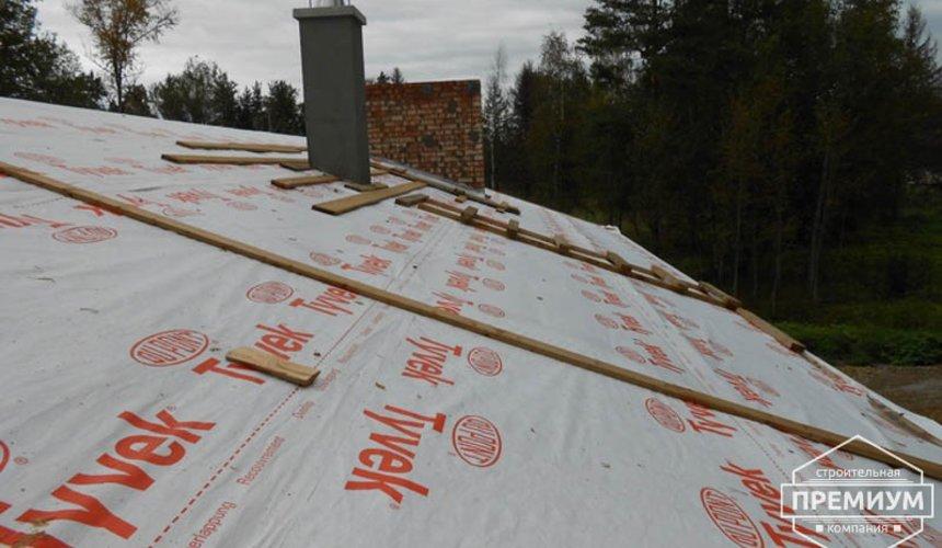 Строительство дома из кирпича в п.Сысерть 113