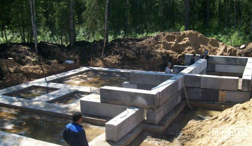 Проектирование и строительство дома из блоков в п.Верхняя Сысерть 16