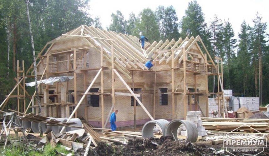 Проектирование и строительство дома из блоков в Сысерти 22