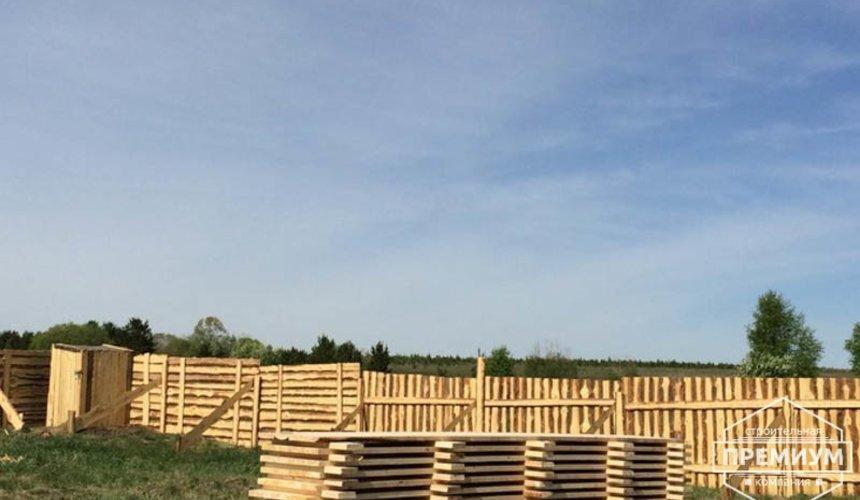 Строительство дома из блоков в коттеджном посёлке Алые паруса 21