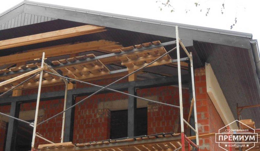 Строительство дома из кирпича в п.Сысерть 136