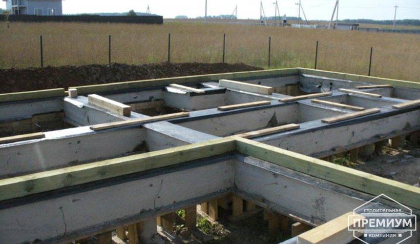 Строительство каркасного дома в коттеджном посёлке Александрия 19