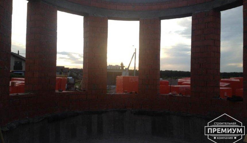 Проектирование и строительство дома из блоков в коттеджном посёлке Новая Россоха 23