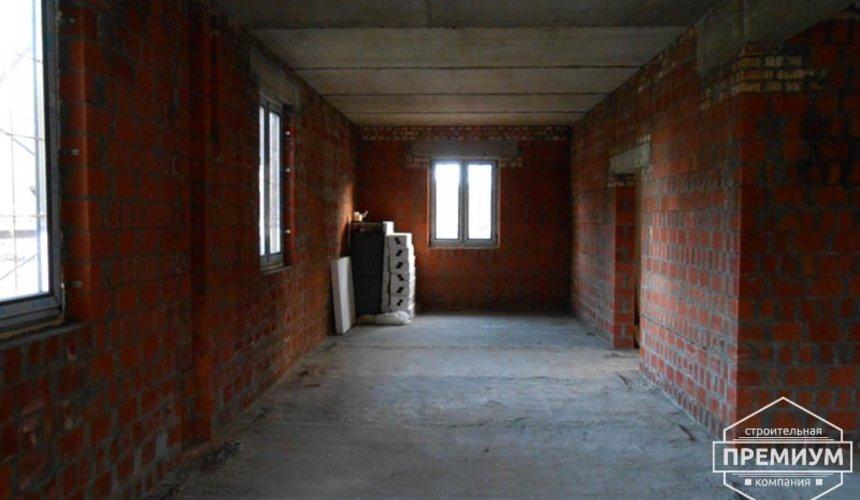 Строительство дома из кирпича в п.Сысерть 140