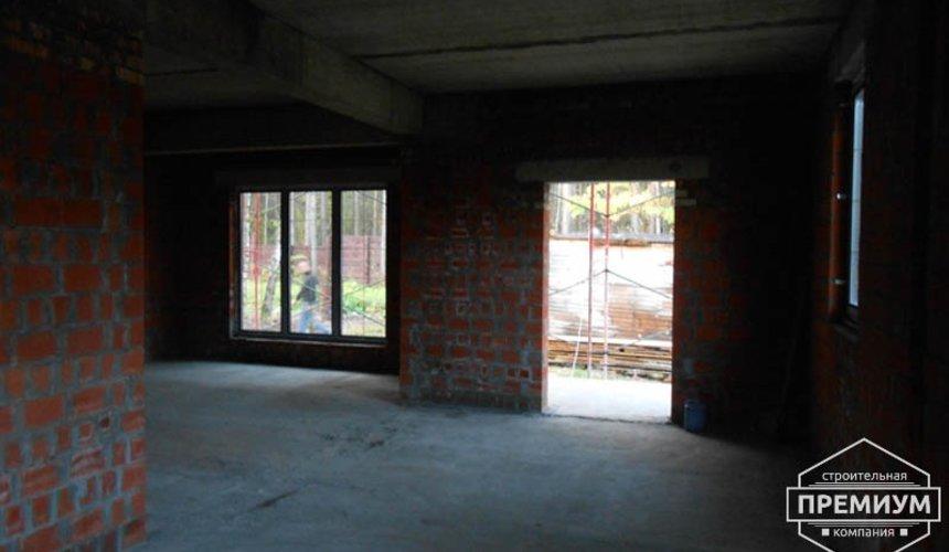 Строительство дома из кирпича в п.Сысерть 141