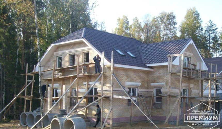 Проектирование и строительство дома из блоков в Сысерти 3