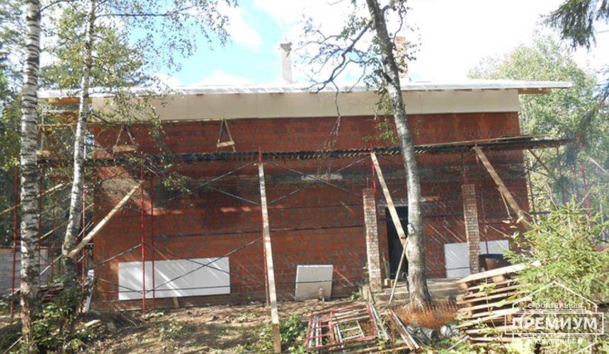 Строительство дома из кирпича в п.Сысерть 146