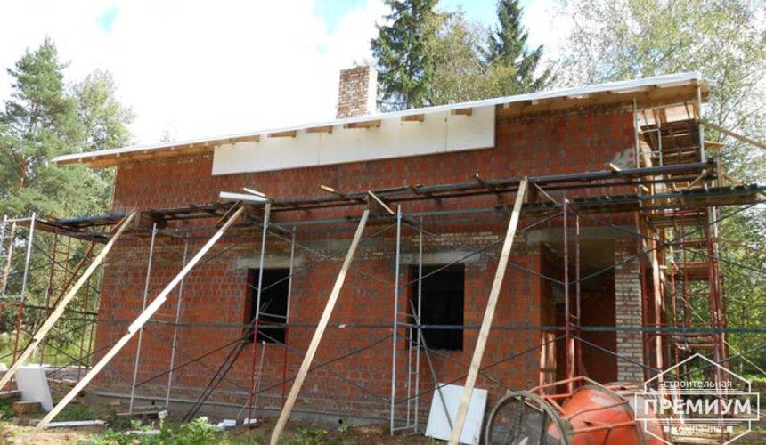 Строительство дома из кирпича в п.Сысерть 147